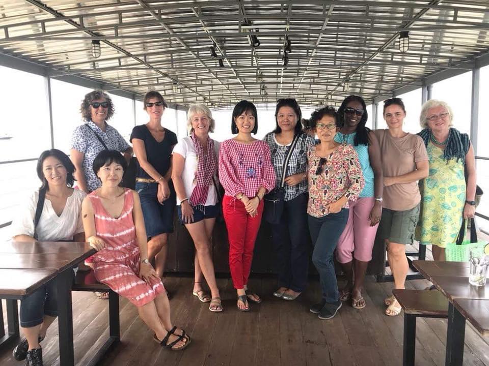 Silk Island trip 2018